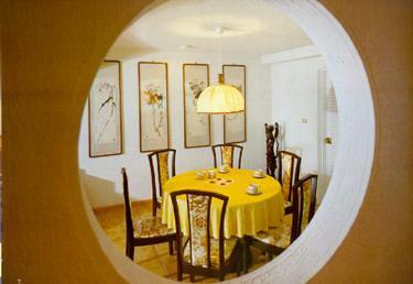 中式风格的餐厅 - csmyhm - 明艺红木  传承经典